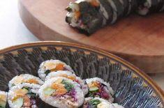 四季を楽しむ韓国家庭料理教室②『韓国海苔巻きキンパ弁当』