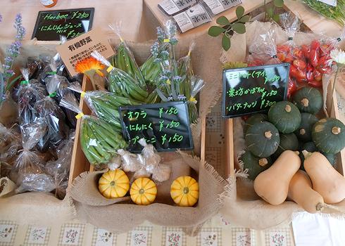 SORA・MADO マルシェ野菜市